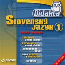 Slovenský jazyk 1