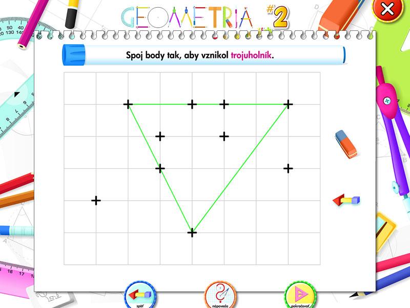 Geometria pre najmenších 2